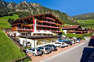 Rakousko - Alpbachtal / Wildschönau na 4 až 5 dní, polopenze s dopravou vlastní