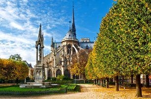 Paříž s prohlídkou muzeí: 1x ubytování se snídaní