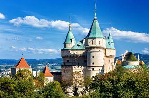 3 nebo 6denní seniorský pobyt pro 2 s wellness a polopenzí v hotelu Regia v Bojnicích