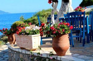 Pobytově poznávací Řecko: Výlety i koupání v moři