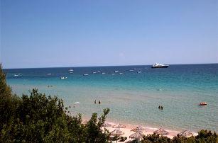 Itálie - Sardinie / Sardegna na 8 dní, plná penze nebo polopenze s nápoji s dopravou letecky z Prahy nebo vlastní