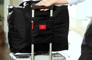 Skládací cestovní taška na kufr - 4 barvy