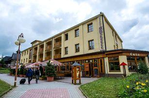 Jarní last minute v Hotelu Smokovec*** ve Vysokých Tatrách s polopenzí