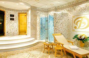 3–6denní wellness pobyt ve Vienna House Dvořák**** v Karlových Varech pro 2 osoby