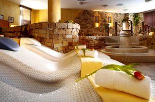 Hotel v Harrachově s relax centrem a polopenzí