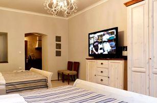Vysočina, 4* Hotel Panský dům až na 6 dní pro dva, snídaně, sleva do lázní, nápoj nebo káva