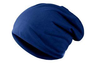 Unisex ležérní látková čepice