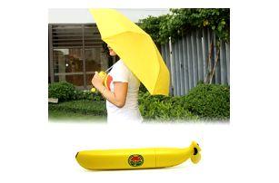 Banánový deštník - buďte originální - VÝPRODEJ
