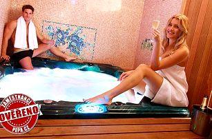 2–3denní wellnes pobyt pro 2 osoby v luxusním hotelu Zlatý lev**** v Žatci