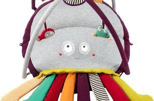 MAMAS&PAPAS Hrací deka s hrazdou Chobotnice