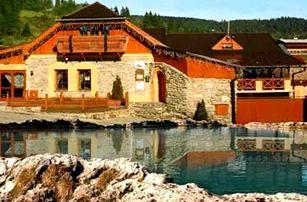 Relaxační pobyt pro dva v Penzionu Kamenný dvor na 3, 4 nebo 6 dní. Vstup do termálního jezera.