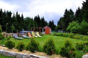 Krušné hory, Boží Dar: 3-5 dní pro dva s polopenzí, slevou na aquapark a do Bylinkárny