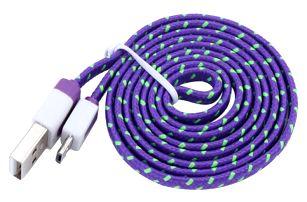 Micro USB kabel v různých délkách - více variant
