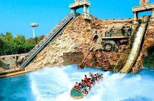 Italský zábavný park Gardaland vč. vstupenky