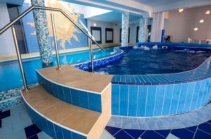 Wellness, sauny a procedury v hotelu Vila Anna****