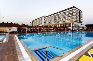 Turecko - Alanya na 8 až 12 dní, all inclusive s dopravou letecky z Prahy nebo Ostravy