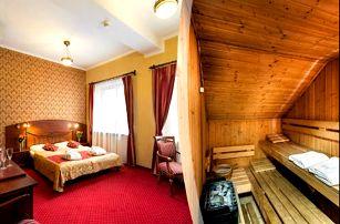 3 dny pro dva v Krakově-Wieliczke ve 3* hotelu vedle solného dolu