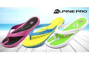 Dámské žabky Alpine Pro na letní sezonu