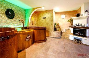 3 nebo 5denní wellness pobyt s polopenzí v hotelu Beskyd pro 2 v Beskydech
