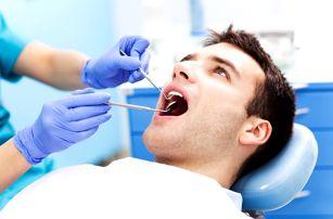 Dentální hygiena včetně instruktáže, fluoridace, leštění a prevence + možnost air flow