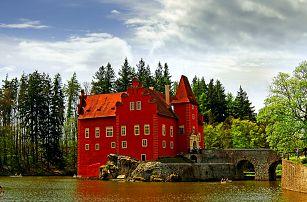 Relax s výlety i polopenzí na jihu Čech pro 2