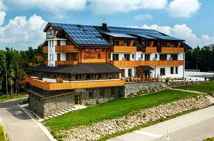 3denní víkendový wellness pobyt s polopenzí v penzionu Guldiner pro 2 na Slovensku