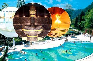 Termály Slovinsko   Hotel Zdravilišče Laško****   Dítě do 5,99 ZDARMA   Neomezeně wellness, bazén, termály   Strava