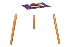Winter 1 - Konferenční stolek (bílá)