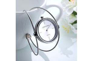 Dámské hodinky s originálním páskem - 4 varianty