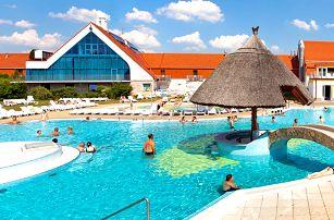 Maďarsko pro DVA blízko lázní a Hévízu s wellness a polopenzí v zámeckém hotelu