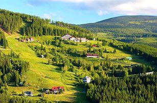 3–8denní pobyt až pro 10 osob v Chalupě Harrachov v Krkonoších