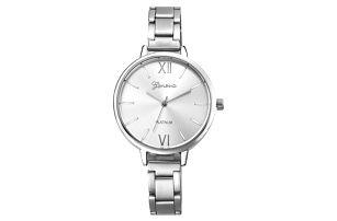 Dámské hodinky s tenkým kovovým páskem - 3 barvy