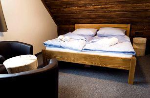 Hotel Kristian 1000 na Šumavě, pobyt pro dva s polopenzí. Speciální nabídka u příležitosti startu nového konceptu.