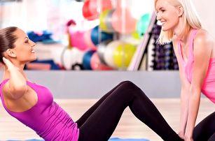 10 hubnoucích lekcí s fitness trenérem