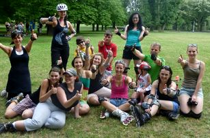 1denní inline camp pro děti nebo intenzivní kurz bruslení