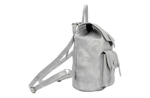Dámský batoh z umělé kůže - 4 barvy