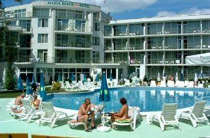 Bulharsko - Slunečné Pobřeží na 8 až 15 dní, polopenze nebo snídaně s dopravou letecky z Prahy nebo vlastní