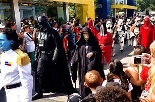 Celodenní zájezd do německého LEGOLANDU na Den Star Wars pro 1
