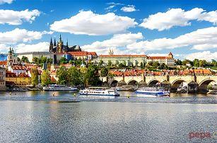 2–5denní pobyt se snídaněmi v hotelu Pankrác v Praze pro 2 osoby