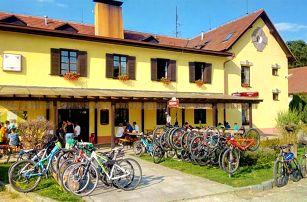 3–5denní pobyt s polopenzí pro 2 osoby v penzionu Benešovský mlýn u Písku
