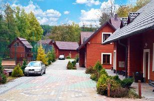 2–6denní pronájem horské chaty v komplexu Avalanche v Jeseníkách až pro 11 osob