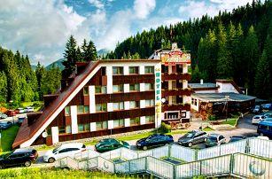 3–6denní pobyt pro 2 s polopenzí v hotelu SKI v Nízkých Tatrách