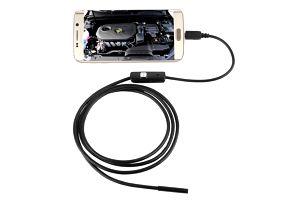Android endoskop pro smartphony - 1 m - dodání do 2 dnů