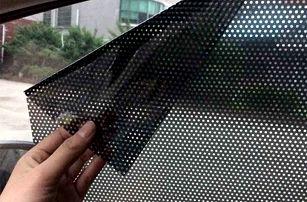 Nalepovací sluneční clony na okna - dodání do 2 dnů