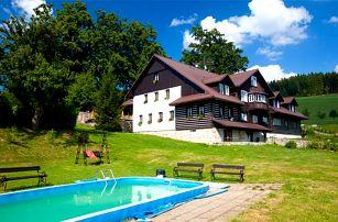 3–5denní pobyt pro 2 s polopenzí a saunou v Rokytnici v Chatě pod Lipami