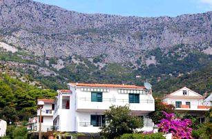 Chorvatsko - Střední Dalmácie na 8 až 10 dní, polopenze s dopravou autobusem nebo vlastní