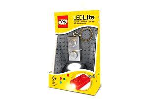 Svítící kostička LEGO, stříbrná