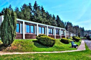 3–7denní pobyt pro 1–2 nebo i celou rodinu ve Wellness relax areálu Hnačov na Klatovsku