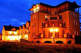 Relaxační pobyt u Mariánských Lázní na 3 a více dní s polopenzí