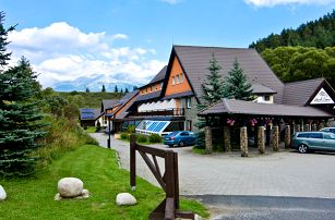 Letní dovolená v tatranském hotelu Sipox *** s rodinnou atmosférou a neomezeným wellness